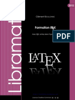 Formation LaTeX