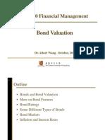 Fina Bond Valuation1