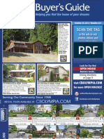 Coldwell Banker Olympia Real Estate Buyers Guide October 27th 2012