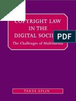 Copyright Law in Digital Society