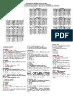 Novo Calendario Ufjf