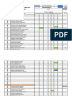 Asistencia IV Periodo Hasta 19-10-12