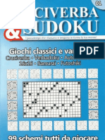 Cruciverba e Sudoku n.01 2012