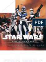 Star Wars Saga Edition - Clone Wars Campaign Guide
