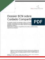 Dossier BCN Sobre Cuidado Compartido