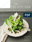 Brussel Leaf and Baby Spinach Saute Recipe from the Sprouted Kitchen by Sara and Hugh Forte