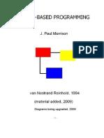 Flow Based Programming Book