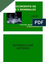 Reconocimiento de Rocas y Minerales.clasE 1.