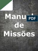 Manual de Missões