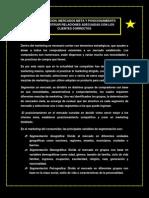 Resumen Segmentacion Del Mercado