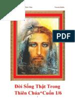 Sự Sống Thật Trong Thiên Chúa *1/6* 1986-1987 by Vassula Rydén