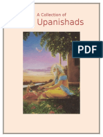 A Collection of 108 Upanishads From Vedas