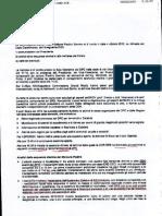 Relazione commissione grandi rischi sciame sismico Pollino 4 ottobre 2012