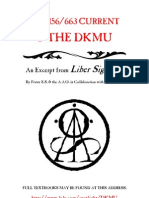 A.A.O. - The 156/663 Current & the DKMU (Liber Sigillum Excerpt)