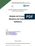 11-2 - Modelo de Processo Generico de Teste de Software