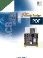 HAT Series Air Circuit Breaker Hyundai Electric
