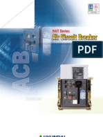 HAT Series Air Circuit Breaker Hyundai Electric