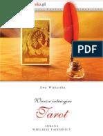 Winiarska Ewa - Wiersze Intuicyjne.tarot