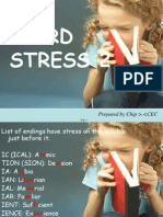 Word Stress 2