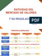 Operatividad Del Mercado de Valores
