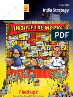 India Strategy Oct 2012