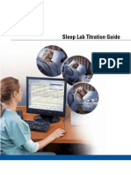1013904 Sleep Lab Titration Guide