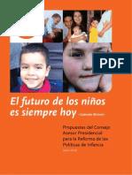 Propuestas Reforma Politicasde Infancia