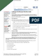 Oscilloscope Selection Guide