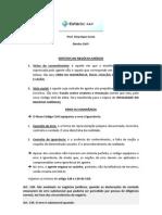 13 aula - Defeitos do Negócio Jurídico