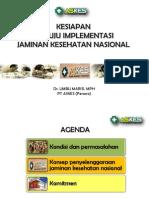 Bpjs Slide Menuju Transformasi Jkn Dan Pembiayaan Arsada