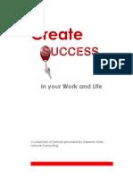 Create Success eBook