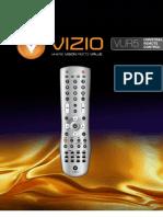 242vizio Vur5 User Manual