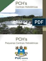 Trabalho PCH's