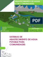Sistemas Convencionales de Abastecimiento de Agua 97-03