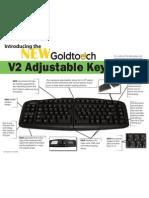 NEW Goldtouch V2 Intro GTN-0099
