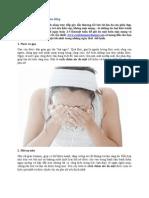 3 cách chăm sóc da mặt mùa đông