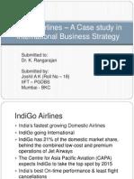 IndiGo Airlines – A Case study