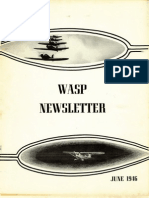 WASP Newsletter ~ 06/01/46