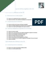 Liste Indicative Des Croquis Au Bac LES