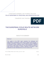 The European Cycle Route Network - Eurovelo