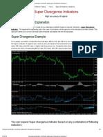 Divergenceindicator.com Index