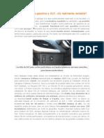 Kit Para Pasar de Gasolina a GLP