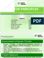 Equator Principle Final Ppt