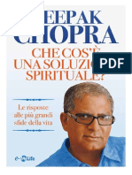 Deepak Chopra Spiritual Solutions Estratto