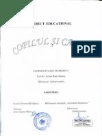 Parteneriat Educaţional între Biblioteca Stelnica şi Şcoala Gimnazială Maltezi.2012