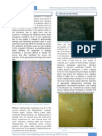 Thesis on Water Proofing