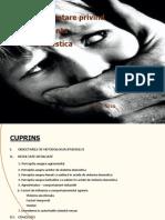 Raport Violenta Domestica
