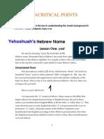 b02) Diacritical Points