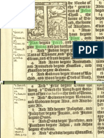 b21) 1611 King Iames Bible
