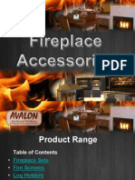 Avalon Fireplace Accessories